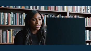 IBM Watson TV Spot, 'Watson on Performance' Featuring Serena Williams - Thumbnail 6