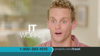 Proactiv TV Spot, 'Travel'