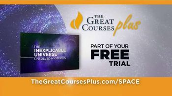 The Great Courses Plus TV Spot, 'Trial Membership' - 821 commercial airings