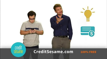 Credit Sesame TV Spot, 'Your Score + More'