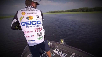 Sqwincher TV Spot, 'Fuel Your Fire' Featuring Kevin Vandam, Greg Hackney