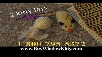 WindowKitty TV Spot, 'How It Works!' - Thumbnail 7