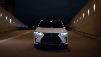 2016 Lexus RX TV Spot, 'Beautiful Contrast' - 3917 commercial airings