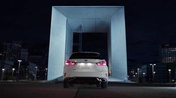 2016 Lexus RX TV Spot, 'Beautiful Contrast' - Thumbnail 8