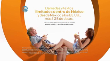 AT&T TV Spot, 'Roaming gratis' [Spanish] - Thumbnail 8