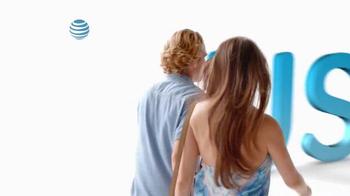 AT&T TV Spot, 'Roaming gratis' [Spanish] - Thumbnail 1