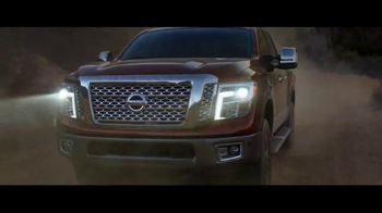 2016 Nissan Titan XD TV Spot, 'Shoulders of Giants' - 3 commercial airings