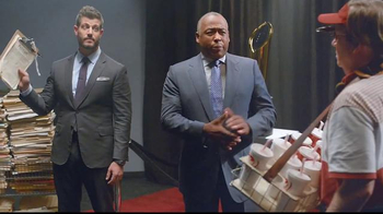 Dr Pepper TV Spot, 'Let Larry Present: Part One' Featuring Jesse Palmer - 3 commercial airings