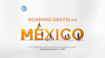 AT&T TV Spot, 'Roaming ilimitados' [Spanish] - Thumbnail 5