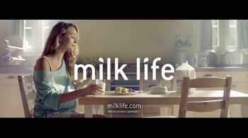 Milk Life TV Spot, 'Milk Archery' - Thumbnail 9