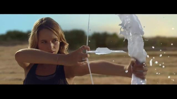 Milk Life TV Spot, 'Milk Archery'