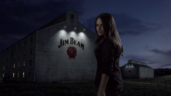 Jim Beam TV Spot, 'A Look Inside' Featuring Mila Kunis - Thumbnail 2