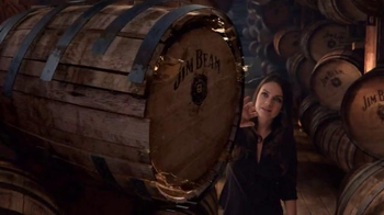 Jim Beam TV Spot, 'A Look Inside' Featuring Mila Kunis - Thumbnail 5