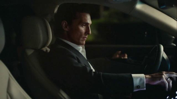 2016 Lincoln MKX TV Spot, 'All Yours' Featuring Matthew McConaughey
