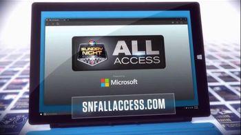 NBC Sports Network TV Spot, 'Sunday Night Football Social Experience'