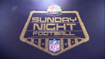 NBC Sports Network TV Spot, 'Sunday Night Football Social Experience' - Thumbnail 1