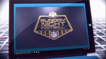 NBC Sports Network TV Spot, 'Sunday Night Football Social Experience' - Thumbnail 2