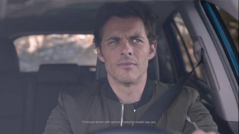2016 Toyota RAV4 Hybrid TV Spot, 'Lumberjacks Challenge' Ft. James Marsden
