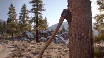 2016 Toyota RAV4 Hybrid TV Spot, 'Lumberjacks Challenge' Ft. James Marsden - Thumbnail 2