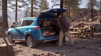 2016 Toyota RAV4 Hybrid TV Spot, 'Lumberjacks Challenge' Ft. James Marsden - Thumbnail 3