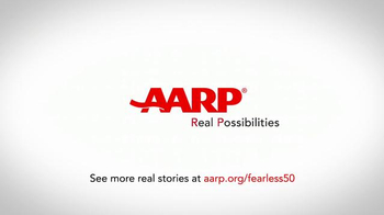 AARP Services, Inc. TV Spot, 'Fearless At 50: Cynthia' - Thumbnail 8