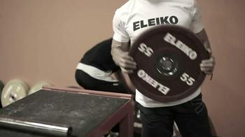 Eleiko Sport TV Spot, 'Lifting' - Thumbnail 1