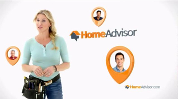 HomeAdvisor TV Spot, 'Pros You Can Trust: Amy Matthews' - 37191 commercial airings