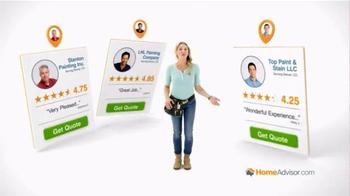 HomeAdvisor TV Spot, 'Pros You Can Trust: Amy Matthews' - Thumbnail 4