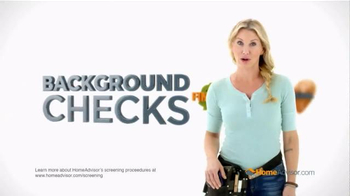 HomeAdvisor TV Spot, 'Pros You Can Trust: Amy Matthews' - Thumbnail 6