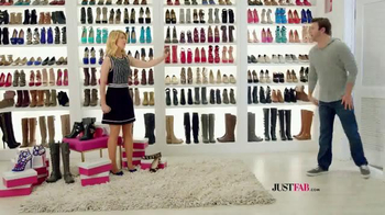JustFab.com TV Spot, 'Not Sorry: Boots and Booties' - Thumbnail 5