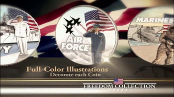 Freedom Coin Collection TV Spot, 'Heroes' - Thumbnail 3