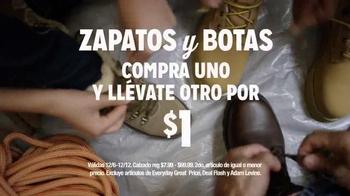 Kmart TV Spot, 'Zapatos y botas' [Spanish] - Thumbnail 5