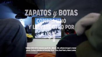 Kmart TV Spot, 'Zapatos y botas' [Spanish] - Thumbnail 6