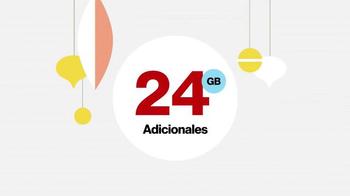 Verizon TV Spot, 'El regalo de más data' [Spanish] - Thumbnail 2