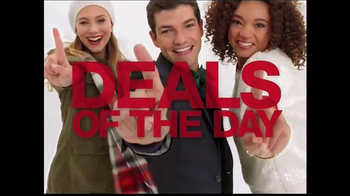 Macy's One Day Sale TV Spot, 'Sweaters, Boots and Coffee Machines' - Thumbnail 2