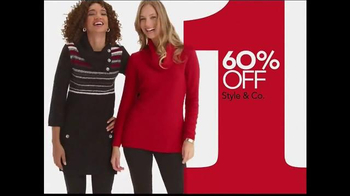 Macy's One Day Sale TV Spot, 'Sweaters, Boots and Coffee Machines' - Thumbnail 3