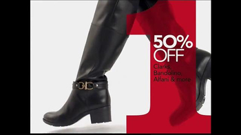 Macy's One Day Sale TV Spot, 'Sweaters, Boots and Coffee Machines' - Thumbnail 5
