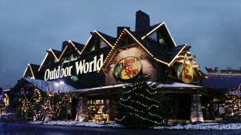 Bass Pro Shops Christmas Sale TV Spot, 'Like a Pro' Feat. Jamie McMurray - Thumbnail 1