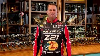 Bass Pro Shops Christmas Sale TV Spot, 'Like a Pro' Feat. Jamie McMurray - 182 commercial airings