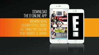 E! Online App TV Spot, 'All Things Pop Culture' - 107 commercial airings