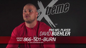 CoreXtreme Fitness Afterburner TV Spot, 'Core Strength' Feat. David Buehler - 16 commercial airings