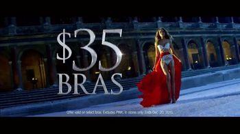 Victoria's Secret TV Spot, '$35 Bras' - 161 commercial airings