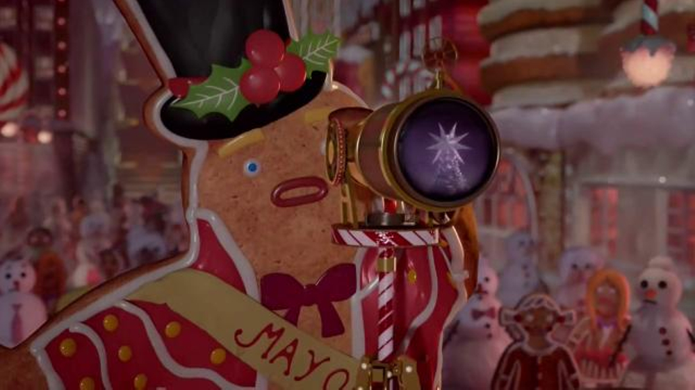 Target Christmas Commercial.Target Tv Commercial Chapter Five Starry Night Before Christmas Video