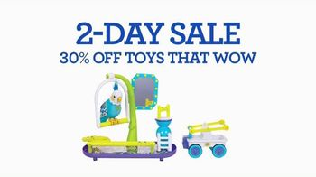 Toys R Us 2-Day Sale TV Spot, 'Toys That Wow' - Thumbnail 4