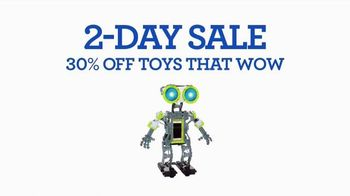 Toys R Us 2-Day Sale TV Spot, 'Toys That Wow' - Thumbnail 5