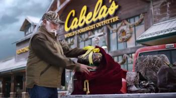 Cabela's Christmas Sale TV Spot, 'Huntingwear' - Thumbnail 1