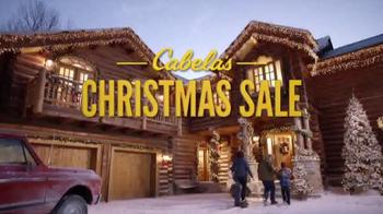 Cabela's Christmas Sale TV Spot, 'Huntingwear' - Thumbnail 7