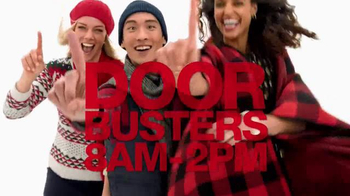 Macy's One Day Sale TV Spot, 'Sweaters, Coats and Earrings' - Thumbnail 2