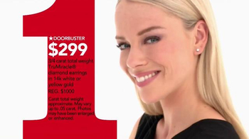 Macy's One Day Sale TV Spot, 'Sweaters, Coats and Earrings' - Thumbnail 6