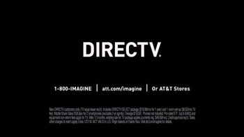 DIRECTV TV Spot, 'The Edge of Your Seat' - Thumbnail 7